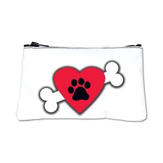 Heart, Paw Print, Bone Design  Gifts for Pet Owners Animal Lovers