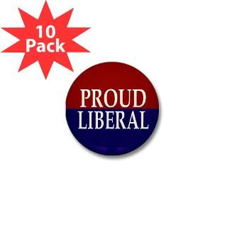 Progressive Buttons and Magnets  Irregular Liberal Bumper Stickers n