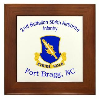 82Nd Airborne Division Framed Art Tiles  Buy 82Nd Airborne Division