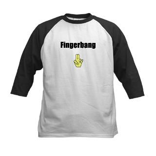 Fingerbang Kids Baseball Jersey