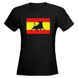 spanish bull women s dark t shirt $ 24 95