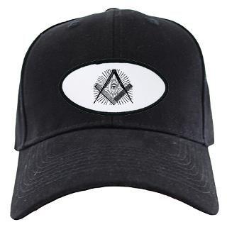 masonic square and compass black cap $ 31 94