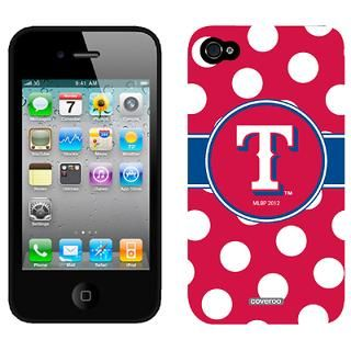 Texas Rangers   Polka Dots iPhone 4   Slider for $29.95