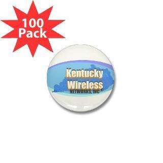 Gifts  Buttons  Kentucky Wireless Mini Button (100 pack)