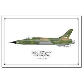republic f 105 thunderchief this one in the short lived markings