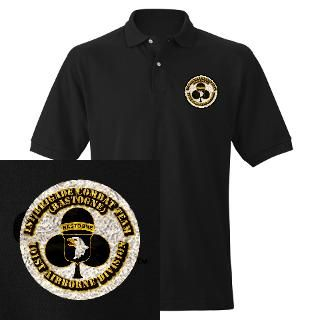 Army Airborne Polo Shirt Designs  Army Airborne Polos
