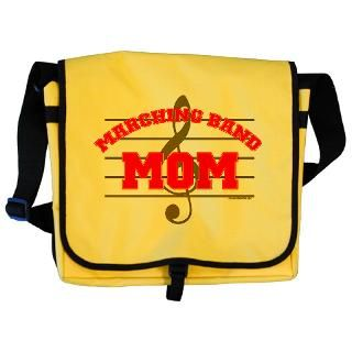 Marching Band Mom Messenger Bag  BandNerd Marching Band Mom