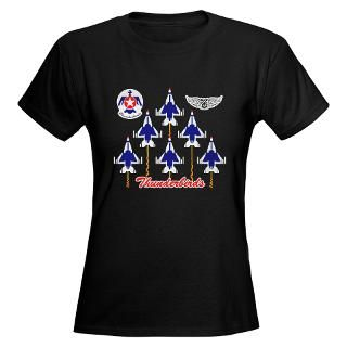 Air Force Thunderbirds T Shirts  Air Force Thunderbirds Shirts & Tee