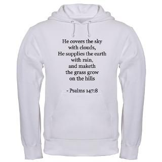 Christian Bible Verses Jesus Christ Psalm Psalms Sweatshirts & Hoodies