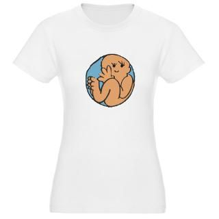Baby in Belly  Funny Animal T Shirts