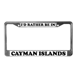 Virgin Islands Flag License Plate Frame  Buy Virgin Islands Flag Car