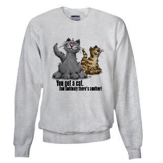 Sweatshirts  CATS on TSHIRTS