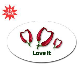 Valentines Day Love It  Chili Head Hot and spicy chili peppers