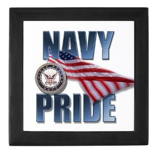 Navy Keepsake Boxes  Navy Memory Box