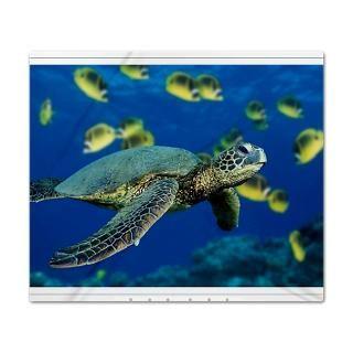 Sea Turtle Bedding  Bed Duvet Covers, Pillow Cases  Custom