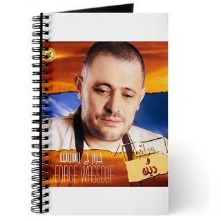 Journals : George Wassouf Official Shop GeorgeWassoufShop