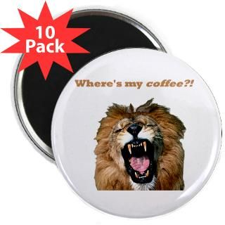 Wheres my coffee  Funny Animal T Shirts