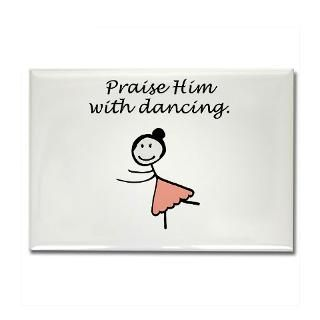 with dancing rectangle magnet 100 pk $ 155 00 praise him with dancing