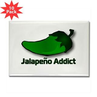 Jalapeno Addict  Chili Head Hot and spicy chili peppers