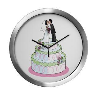 Wedding Cake Clock  Buy Wedding Cake Clocks