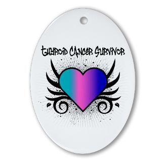 Thyroid Cancer Survivor Tattoo Shirts & Gifts  Shirts 4 Cancer