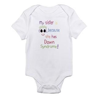 Down Syndrome Gifts > Down Syndrome Baby Clothing