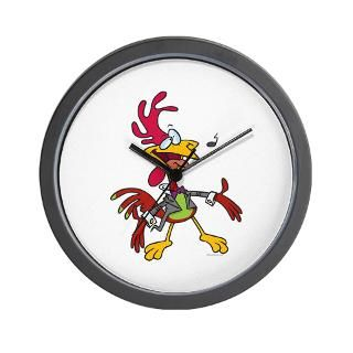 Funny Rooster Clock  Buy Funny Rooster Clocks