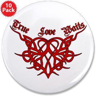 love waits magnet $ 4 23 true love waits 3 5 button 100 pack $ 179 99