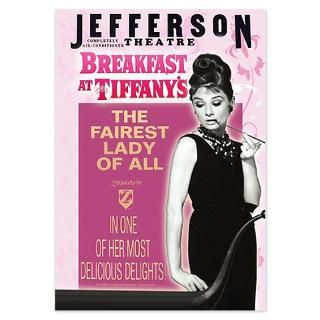 Audrey Hepburn Breakfast Tiffanys 16   Invitations by RadioDaysCards