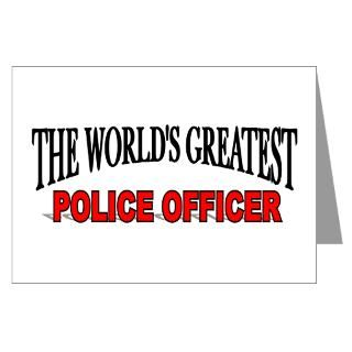 Police Officers Greeting Cards  Buy Police Officers Cards