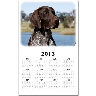 2013 German Shorthair Calendar  Buy 2013 German Shorthair Calendars