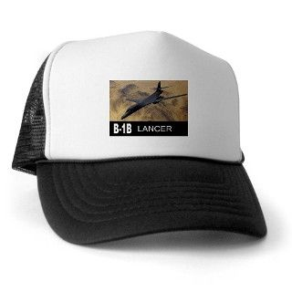 Air Force Gifts > Air Force Hats & Caps > B 1B LANCER BOMBER Trucker