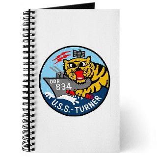 Ddr Gifts  Ddr Journals  USS Turner (DDR 834) Journal