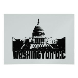 Washington DC Skyline Announcements