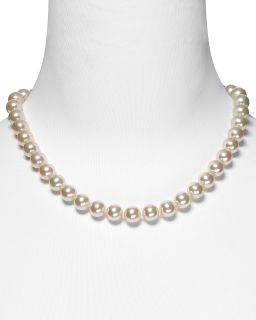 Majorica 10mm Man made Pearl Necklace 18