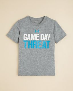 Under Armour Boys Game Day Tee   Sizes 2T 7