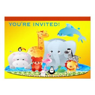 Cartoon Whale Invitations, 47 Cartoon Whale Announcements & Invites