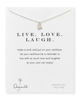 love necklace 18 price $ 48 00 color silver quantity 1 2 3 4 5 6 in