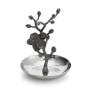 michael aram black orchid ring catch price $ 59 00 color black nickel