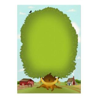 Genealogy Family Tree Pedigree Chart Personalized Invites