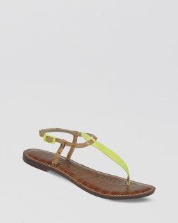 56edf187cd4ea1 ... sam edelman thong sandals gigi price   65 00 color neon citrine yellow  ...