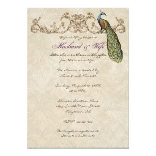 invitation to match the wedding invitation suite this elegant and
