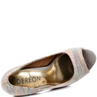 Dereons Multi Color Chandanie   Grey for 79.99