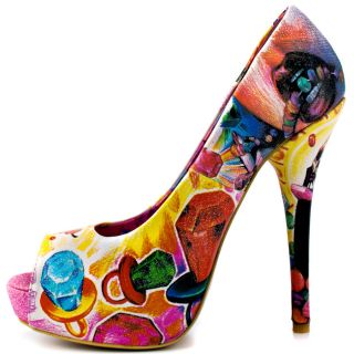 Iron Fists Multi Color Sweets My Sweet PT Plat   Multi for 69.99