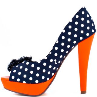 Not Rateds Multi Color Carnival   Navy for 49.99