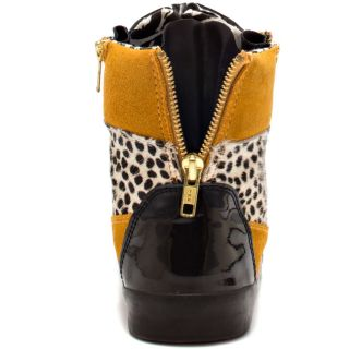 Betsey Johnsons Multi Color Nixxxie   Yellow Multi for 109.99