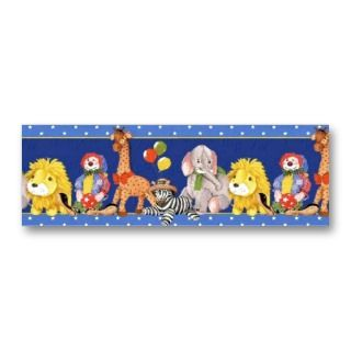 Kids Jungle Animals Bookmark Business Card Templates