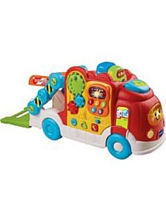 Vtech Toot toot drivers Car carrier   House of Fraser