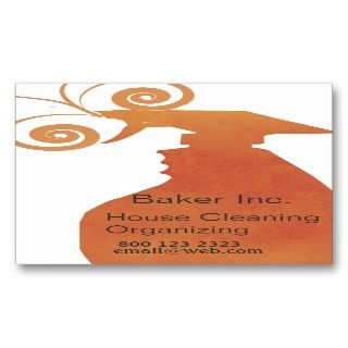 Property Maintenance Professional Cleaning Business Card Templates