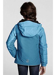 Lands End Girl`s squall jacket Light Blue